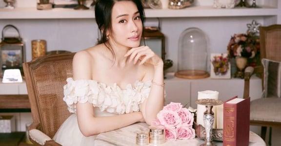 女人如花盛開!陳妍嵐:花藝是實現完美的秘密