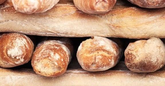 外脆心軟的法國麵包