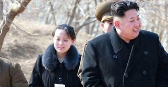 平壤最自由奔放的女人:金正恩的妹妹金與正
