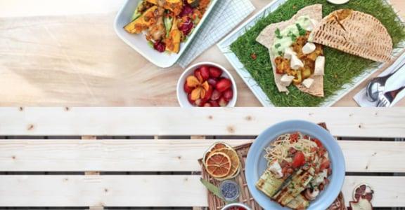 午餐也想清爽吃!藝人指名的六間美味健康兼具風格餐盒