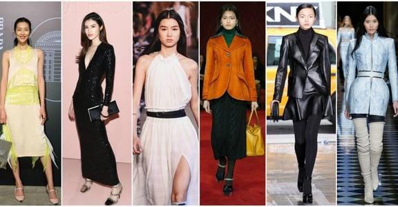 劉雯、何穗、謝欣!六位亞洲超模登上維多莉亞大秀舞台