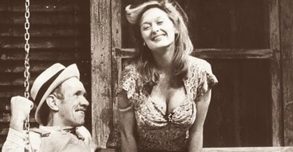 「當你說我只是金髮美女,我要告訴你我能成為任何人」梅莉・史翠普的百老匯時代