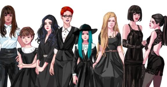 一則女巫的現代寓言《北投女巫》:不要害怕自己不一樣