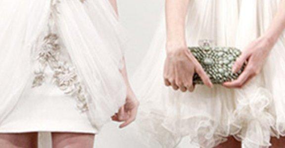 每一件都想擁有的浪漫婚紗禮服 Marchesa