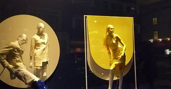 倫敦直擊 Selfridges 2011春夏櫥窗