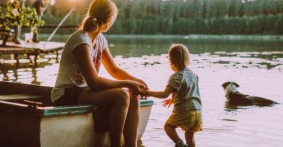 媽咪的斜槓人生|自由的秘密,是勇氣