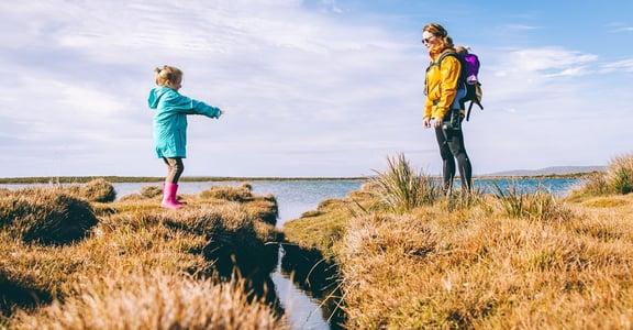 職場婦女給孩子的一堂課:無論如何,花時間投資自己