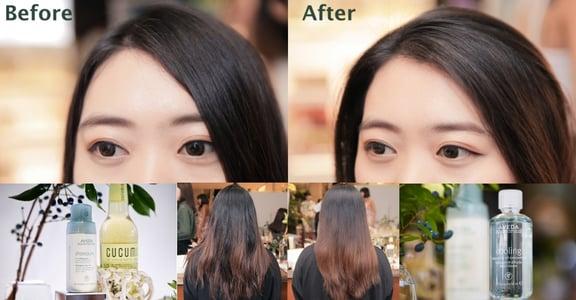 【清爽⾃信是關鍵】赴約前,先來 AVEDA 免費 3 分鐘恢復清爽髮絲
