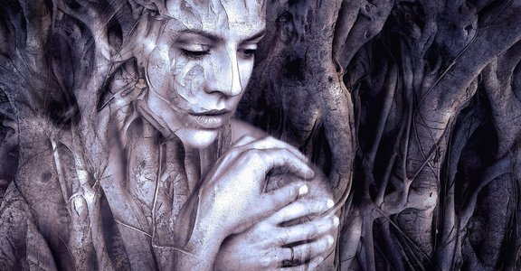 極短篇|公主與神木,當代的愛情童話