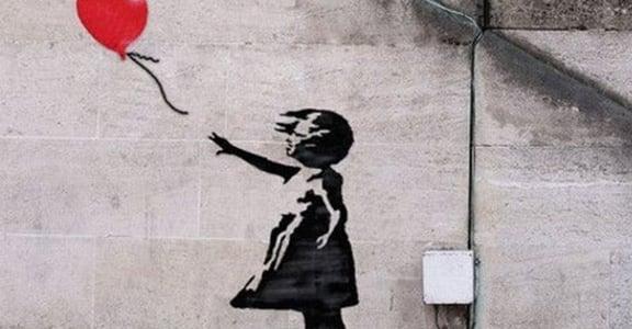藝術家 Banksy 惡搞美術館:藝術應該是民主的,而非炫富遊戲