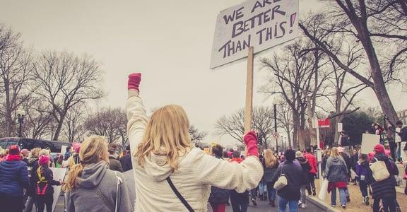 女人,天生不適合搞政治?
