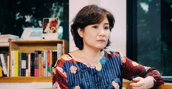 專訪徐譽庭:我也有焦慮啊,我就抄心經、喝威士忌、畫表格