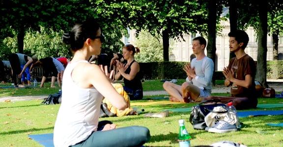 巴黎交換日記|瑜伽老師教會我,生活排毒的重要性