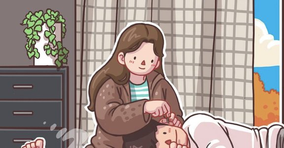 「我喜歡跟你一起生活」男友視角的微甜戀愛插畫集