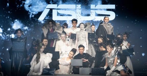 當科技與時尚相遇 ZenBook x Alexander King Chen