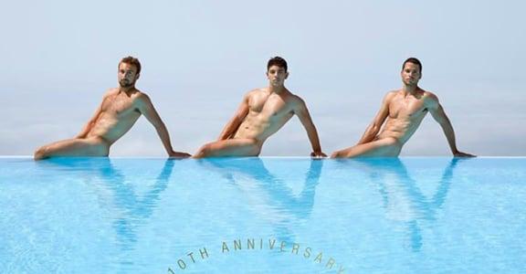 英國划船隊裸體年曆:征服奧運的出櫃運動員入列
