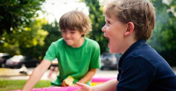 孩子教我的事:有一種真正的富足,叫做分享