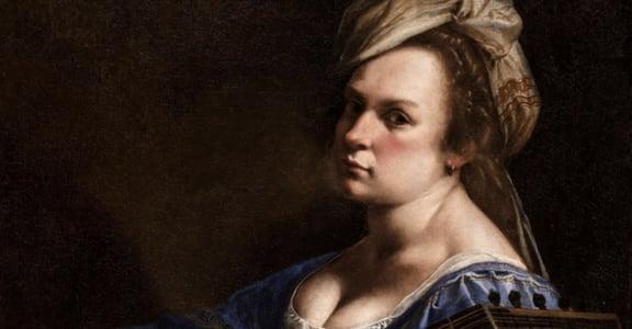 400 年前女畫師指證遭性侵,2020 年英國為她辦展覽