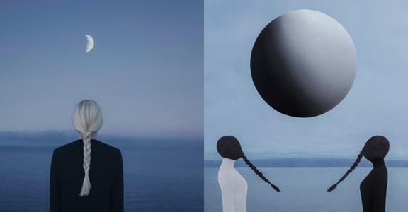 瑞典攝影師的鏡頭治療:孤獨與黑暗,也是我們的一部分
