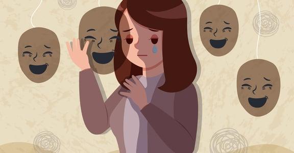 常常貶低自我價值,或許源於你的羞恥感