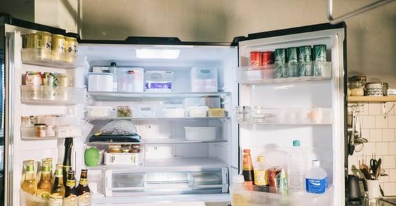 林姓主婦專文|冰箱該如何收納,創造日系廚房風景?
