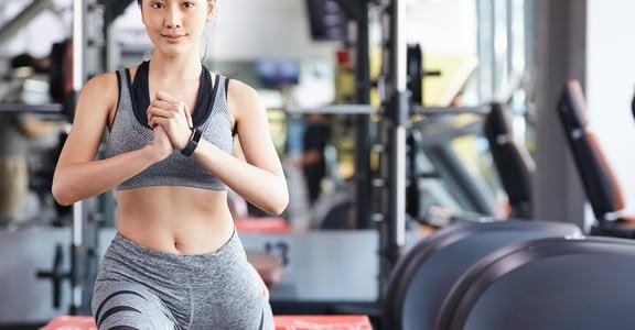踮腳尖、深呼吸、練深蹲,五個方法輕鬆鍛鍊肌肉!