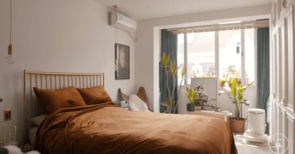 小資裝修術|12 坪老屋,如何變成新居