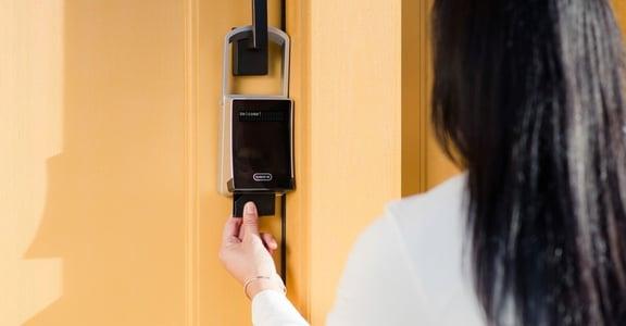 共享鑰匙共享家?智慧鑰匙盒挑戰家空間想像