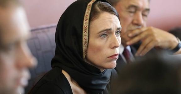 基督城槍擊案,紐西蘭總理:我絕不會提到嫌犯的名字