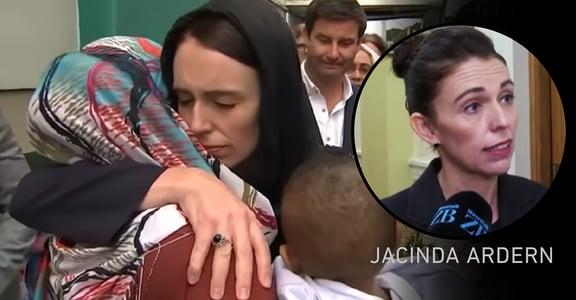 紐西蘭總理處理恐攻,人民自願上繳槍枝