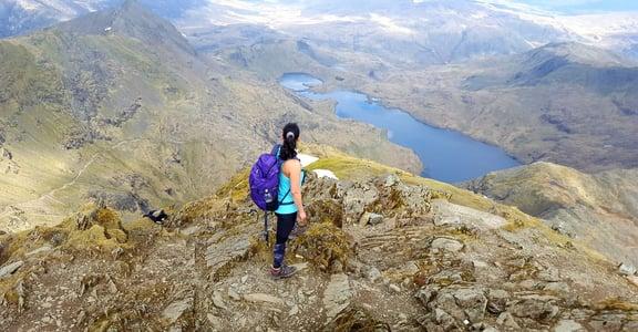 女性登山困境:讓我爬不上山的,是社會眼光