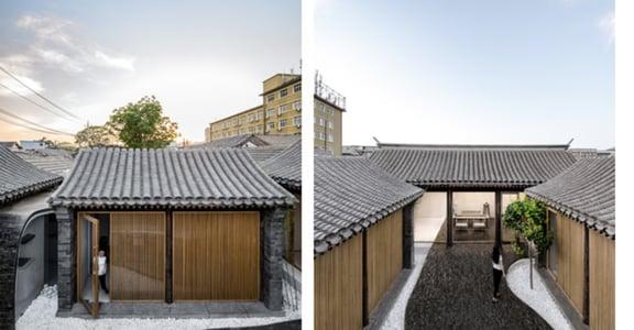從百年到當代:改造傳統四合院,城市裡的老靈魂「扭院兒」