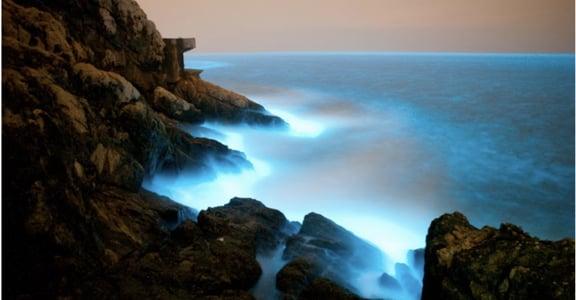 藍眼淚、綠石槽、鱷魚島!台灣很美你知道嗎?