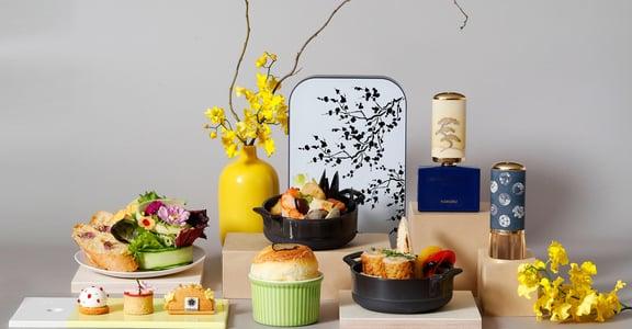 週末下午吃什麼好?試試台北君悅酒店「奢華午茶餐」吧!