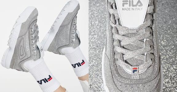 夏天就要閃亮亮!2019 FILA 風雲球鞋限量上市