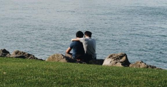 愛不是只有快樂:如何陪另一半走過人生低潮?