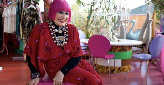 粉紅龐克婆婆與 IKEA 聯名,即將推出彩色印花家品