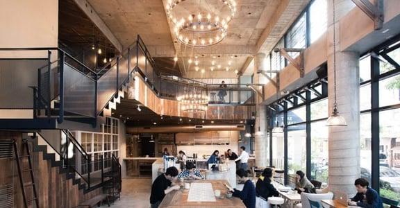 總是有陽光灑落的城市:盤點台中 5 家絕美設計咖啡館
