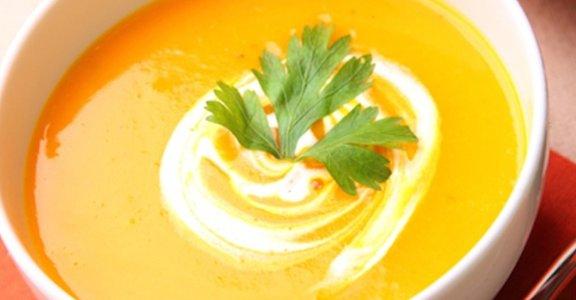 美味料理食譜:南瓜濃湯輕鬆做
