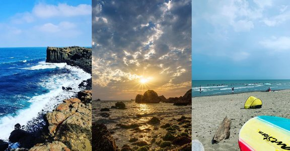 說走就走 北中南東離島!夏日五處海灘秘境,免費又好拍