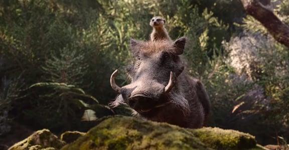 《獅子王》釋出最新幕後花絮!碧昂絲將重新詮釋經典主題曲