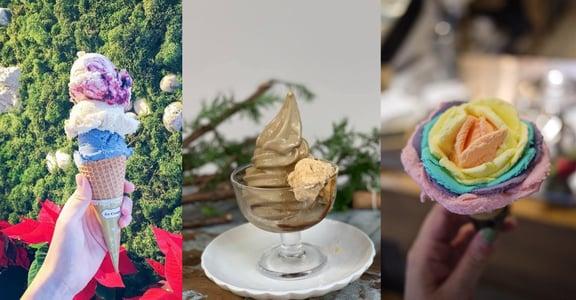 炎炎夏日,還有什麼比吃冰更消暑?盤點北台灣五間特色冰店!