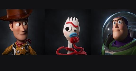 《玩具總動員 4》12 星座代表人物:有時候勇氣是自己給的