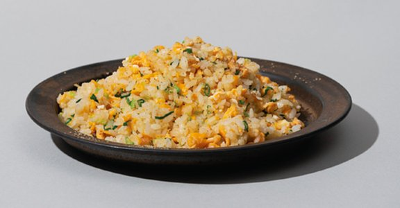 索艾克菜單:一份合格的蛋炒飯,有著舉世皆知的標準