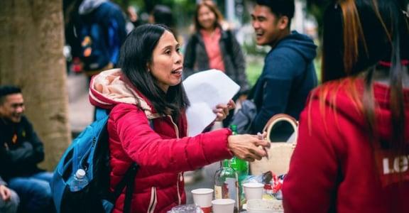 菲律賓移工:我希望我們在這裡工作,可以很安全