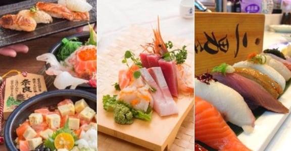 熱到沒食慾?盤點 5 家「降溫系餐廳」:生魚片溢出、串燒噴汁、海味丼飯