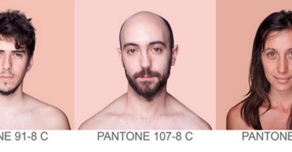 Pantone 色票中,你是哪個顏色?