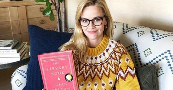你有多久,沒坐下來看一本書?好萊塢女星都在瘋「讀書會」