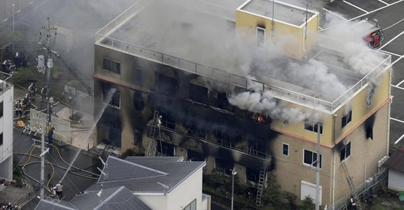 「京都動畫」火災,動漫界最痛的一天!這 3 部經典作品,你必須記得