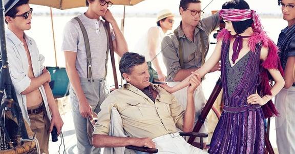 不分男裝女裝!中性成時尚,從二戰時就開始了